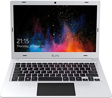 I-Life Zed Air Ultra 11.6-inch Laptop (Celeron N3350/2GB/32GB eMMC/Win10 Home/Intel HD 500 Graphics), Silver