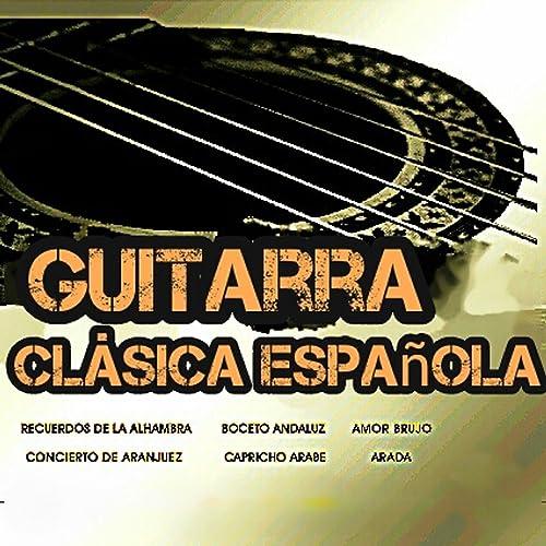 La Guitarra Clásica Española de Varios Artistas en Amazon Music ...