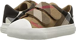 Burberry Kids - Belside Check Trainer (Toddler)