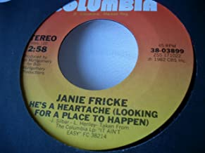 He's a Heartache (Looking for a Place to Happen) / Tryin' to Fool a Fool