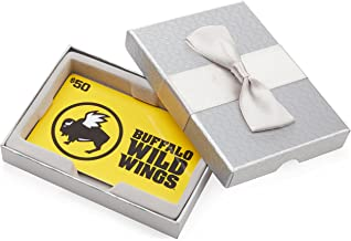 Buffalo Wild Wings Gift Cards - In a Gift Box