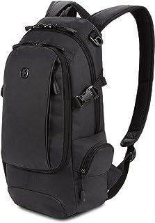SWISSGEAR 3598 Small/Compact Organizer Backpack - Narrow Profile Daypack