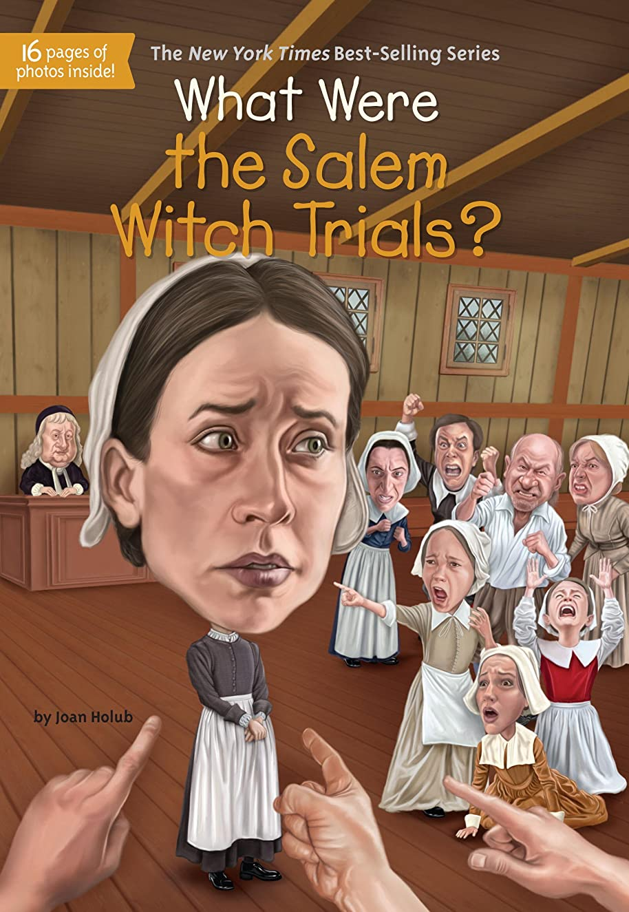 蜜奨励します内訳What Were the Salem Witch Trials? (What Was?) (English Edition)