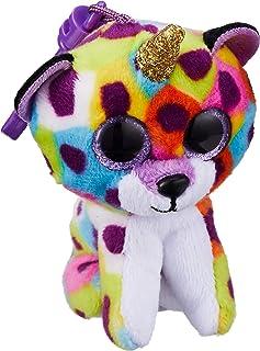 Ty Beanie Boos Leopard Gissele Horn Clip