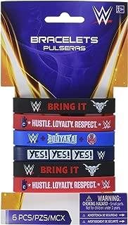 WWEParty Rubber Bracelets, Party Favor