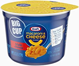 kraft mac and cheese microwave packets