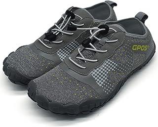 Coface Waterschoenen voor heren, ademend, lichte aquaschoenen, sneldrogend, zachte watersportschoenen