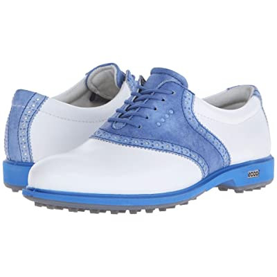 ECCO Golf Classic Golf Hybrid II (White/Cobalt) Women