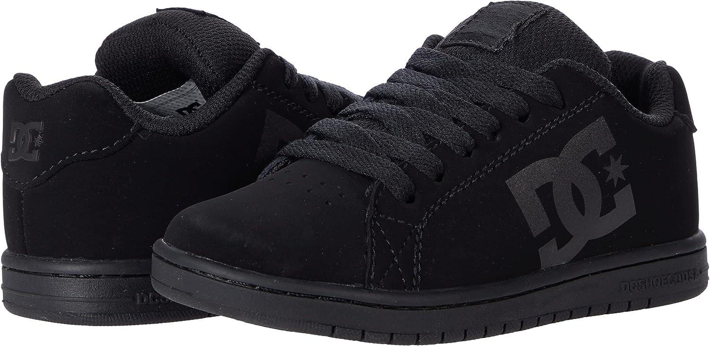 DC Unisex-Child Gaveler Skate Shoe