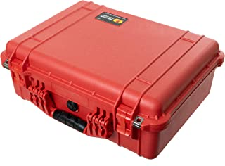 Pelican Red 1520 case with Foam.