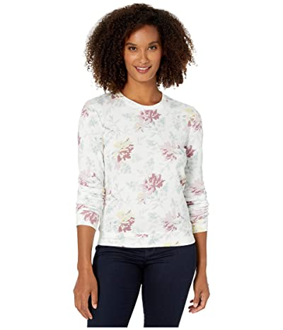 Lucky Brand Floral Printed Sweatshirt (Multi) Women