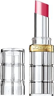 L'Oréal Paris Makeup Colour Riche Shine Lipstick, Laminated Fuchsia, 0.1 oz.