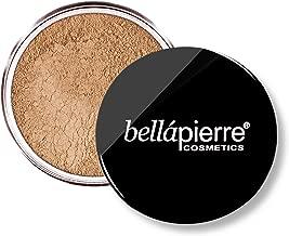 bellapierre Mineral Foundation SPF 15, Loose Powder, Full Coverage - 0.32 Oz. (Maple)