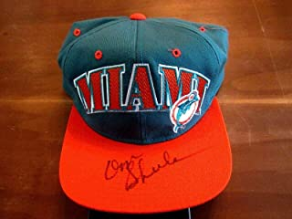 543a1c159 Don Shula 347 Wins Miami Dolphins Hof Signed Auto Proline Starter Cap Hat -  JSA Certified