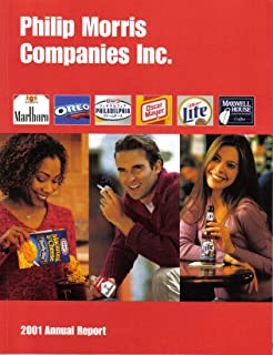Philip Morris Companies Inc. 2001 Annual Report
