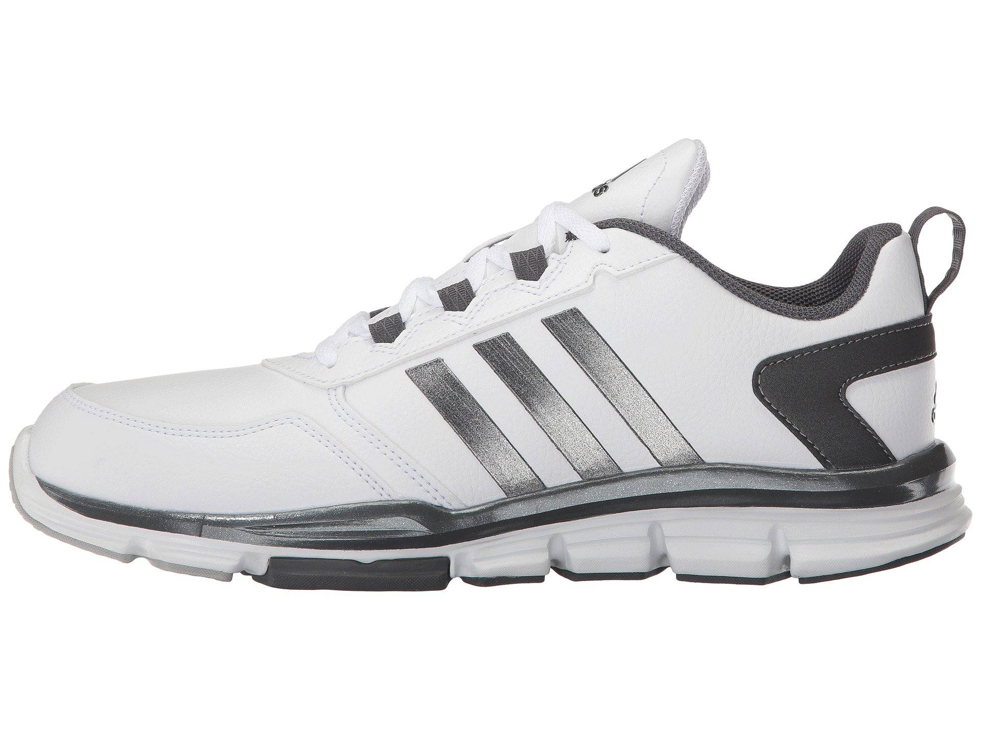 86b6706ab37 Shop Adidas Originals Speed Trainer 2 Slt In White Carbon Metallic Onix