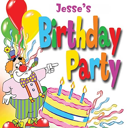 Happy Birthday Jesse By The Tiny Boppers On Amazon Music Amazon Com
