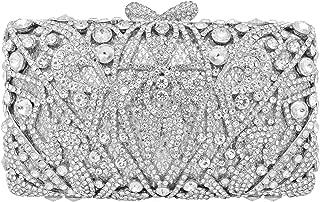 Crystal Clutch for Women Rhinestone Evening Bag