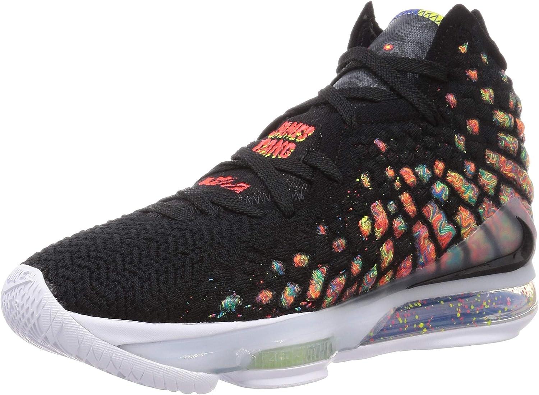 Nike Mens Lebron 17 BQ3177 005 James Gang - Size 9