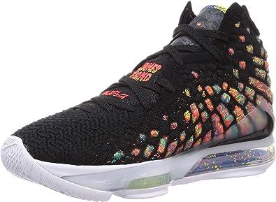 Nike Lebron 17, Chaussure de Basket Homme : Amazon.fr: Chaussures ...