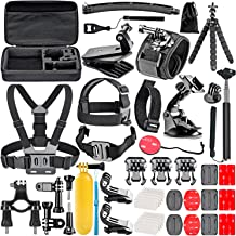Neewer 50-In-1 Action Camera Accessory Kit for GoPro 7...