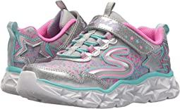 SKECHERS KIDS - Galaxy Lights 10920L (Little Kid/Big Kid)