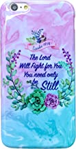 Shark Christian Quotes,Bible Philippians,Bible Verses -The Lord Will Fight for You You Need only be Still for (iPhone 6-The Lord.)