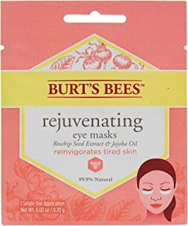 Burt's Bees Rejuvenating Eye Mask, 0.02 Ounce