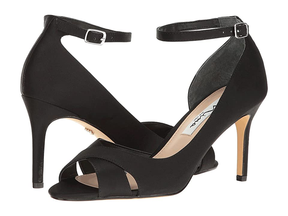 Nina Flo (Black) High Heels