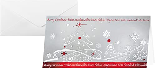 SIGEL DS393 Christmas Greeting Card