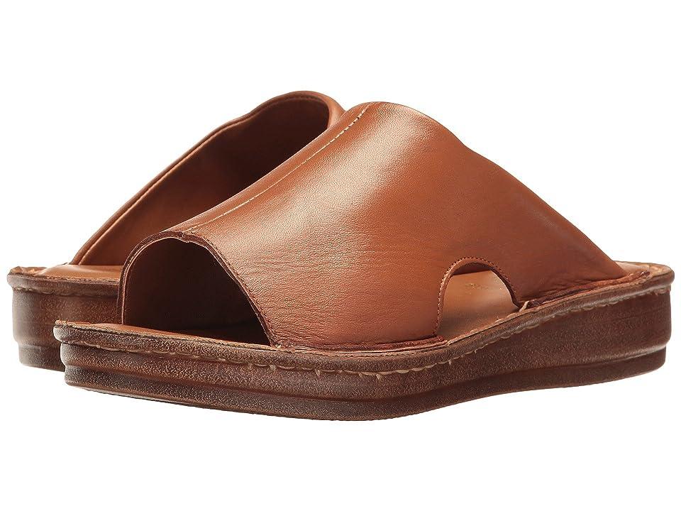 Bella-Vita Mae-Italy (Tan Leather) Women