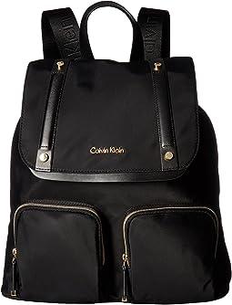 Calvin Klein - Teodora Nylon Backpack