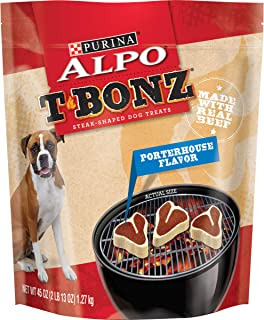 Purina ALPO TBonz Porterhouse Flavor Dog Treats