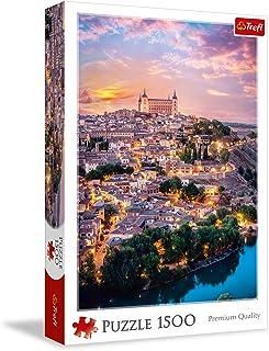 Trefl Toledo In Spain Puzzle For Unisex- 1500 Pieces