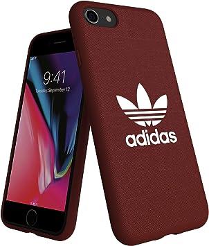 adidas Originals Adicolor Coque moulée pour iPhone 8/7/6S/6 Violet