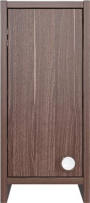 Movian Vega TV Bench Wall Cabinet -Walnut