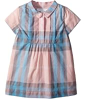Burberry Kids - Taylor Short Sleeve Collared Dress (Infant/Toddler)