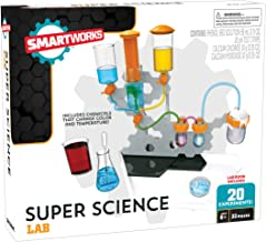 SmartLab Toys 322413 Smartworks Super Science Lab, Multicolor, One Size