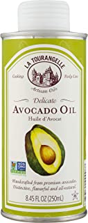 La Tourangelle Avocado Oil 8.45 Fl Oz, All-Natural, Artisanal, Great for Salads, Fruit, Fish or Vegetables, Great Buttery Flavor