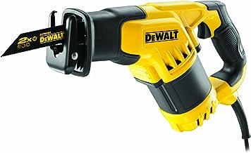 DeWalt DWE357K-QS - Sierra Sable Compacta 1.050W + maletín