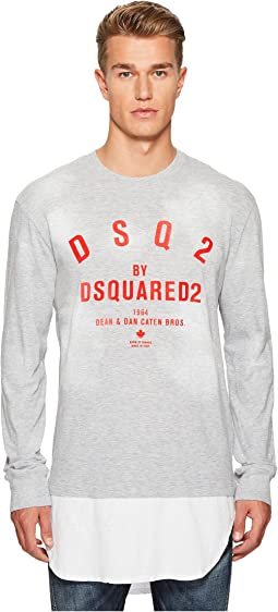 DSQUARED2 - Destroyed Spots T-Shirt