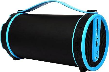 Imperial Beatsman Mobiler Bluetooth Speaker Microsd Ukw Radio Blue Home Cinema Tv Video