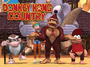 donkey kong country season 1 episode 1