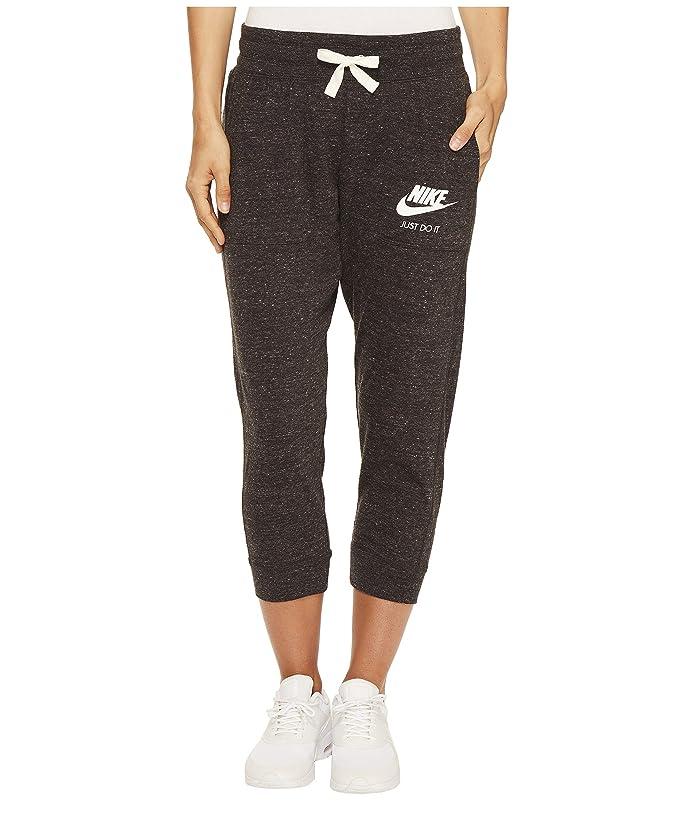 d27ec1dc5 Nike Sportswear Gym Vintage Capri at Zappos.com