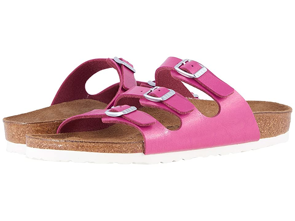 Birkenstock Florida (Graceful Magenta Haze Birko-Flortm) Women