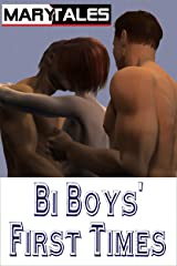 Bi Boys' First Times (Mary Tales Shots Book 1) Kindle Edition
