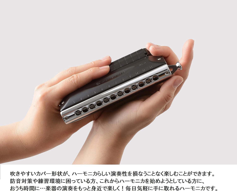SHINOBIX Suzuki Chromatic Harmonica