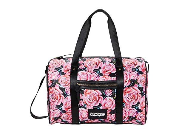 Juicy Couture On The Right Track Duffel
