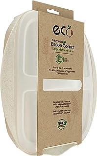 Handy Gourmet Eco Friendly Microwave Bacon Cooker, Non-Toxic, BPA Free