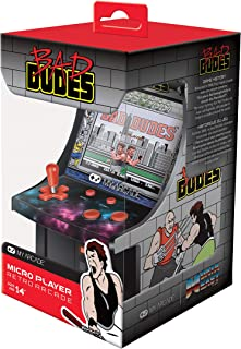 RETRO BAD DUDES MICRO PLAYER